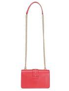 Pinko Love Mini Simply Shoulder Bag - Red