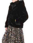 Ava Adore Faux Fur Coat - NERO (Black)