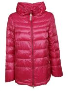 Woolrich Classic Padded Jacket - Berry Red