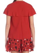 RED Valentino Top - Red