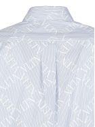 Valentino Shirt - Bacchetta celeste/bianco