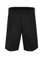 Prada Cotton Bermuda Shorts - black