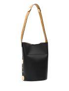 Marni Punch Bucket Bag - Brown