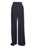 Max Mara 'dritto' Triacetate Trousers - Blue