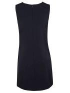 Blugirl Sleeveless Short Dress - Blue