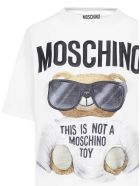 Moschino Teddy Bear T-shirt - White