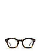 AHLEM Ahlem Le Marais Optic Yellow Turtle Glasses - YELLOW TURTLE