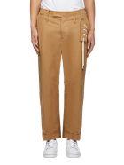 Craig Green Straight Leg Trousers - Nocciola