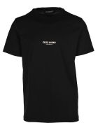 Neil Barrett T-shirts ZEUS RIDER PRINTED T-SHIRT
