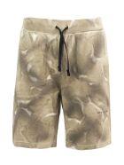 1017 ALYX 9SM Beige Cotton Shorts - Beige