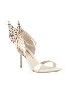 Sophia Webster Evangeline Sandals - White