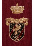 Dolce & Gabbana Sweater - Burgundy