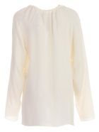 Marni Tie Neck Blouse - Basic