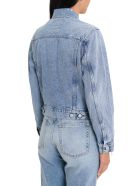 Acne Studios Denim Jacket Dark Blue - Blue