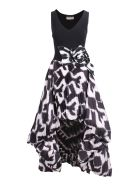 La Petit Robe Di Chiara Boni La Petit Robe By Chiara Boni 'rahel' Polyamide Dress - Multi