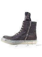 Rick Owens Geobasket Hi-top Sneakers - 36rblujay Right