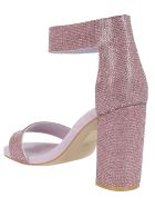 Jeffrey Campbell Lindsay Sandals - Purple