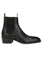 Giuseppe Zanotti Atlanta Zanzaroun Boots - Black