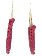 Bottega Veneta Earrings - Amaranto