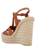 Saint Laurent 'tribute' Shoes - Brown