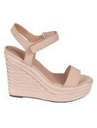 Kendall + Kylie Grand Wedge Sandals - Beige