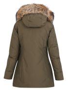 Woolrich Artic Parka Coat - Green