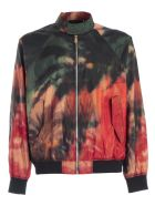 Paul Smith Zipped Bomber - Orange