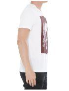 Alexander McQueen Skull T-shirt - White