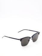Saint Laurent SL 340 Sunglasses - Black Black Black