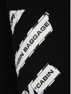 Off-White Off White Airport Tape Sweatshorts - BLACK