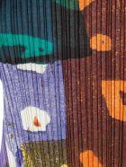 Pleats Please Issey Miyake Sweater S/s Crew Neck - Paprika