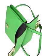 Fendi Flat Baguette - GREEN FLUO