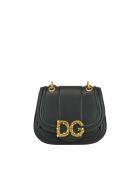 Dolce & Gabbana Dg Amore Bag - Black