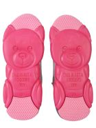 Moschino Bubble Teddy Sneakers - ROSA