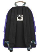 Eastpak Logo Patch Backpack - PURPLE