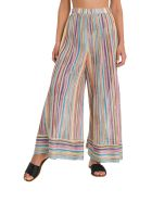 Missoni Wide Palazzo Trousers - Multicolor