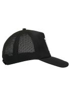 Burberry Trucker Baseball Hat - Black