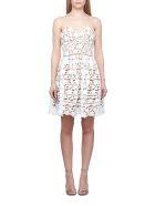 self-portrait Dress - Bianco
