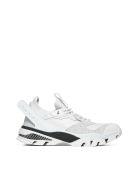Calvin Klein Perforated Sneakers - Bianco nero