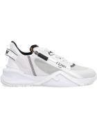 Fendi Fendi Flow Low-top Sneakers - White