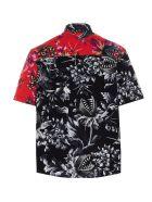 MSGM 'pianta Carnivora' Shirt - Multicolor
