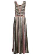 Missoni Pleated Knit Dress - J