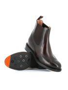 Santoni Santoni Chelsea Boot - Dark brown