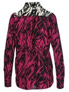 N.21 N21 Zebra Pattern Shirt - ZEBRA MULTICOLOURED