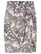 Isabel Marant Étoile Pleated Long Skirt - Holidays