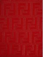Fendi Monogram Sweater - RED
