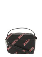 Balenciaga Everyday Xs' Crossbody Bag - Black