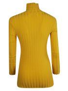 Simon Miller Ribbed Knit Jumper - Mustard