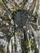 Ganni Flower Dress - FLOWER MIX