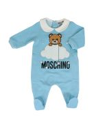 Moschino Cotton Jump Suit - HEAVENLY